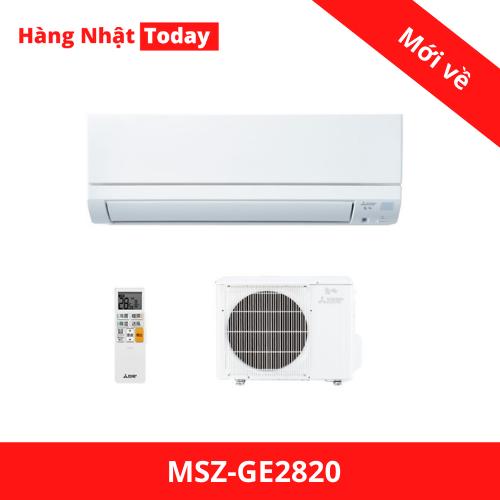 Điều hòa Mitsubishi MSZ-GE2820