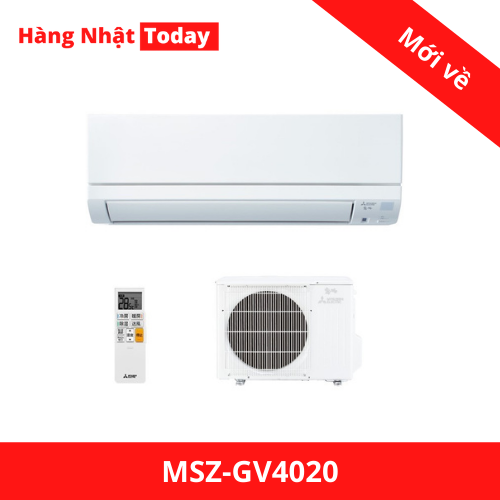 Điều hòa Mitsubishi MSZ-GV4020