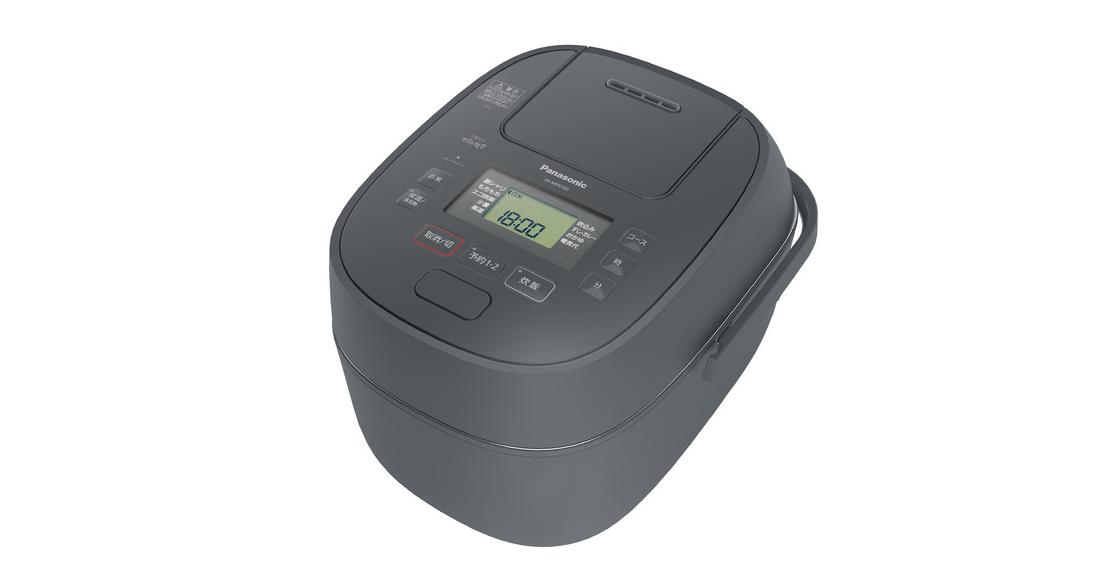 Tổng quan nồi cơm Panasonic SR-MPB180
