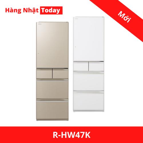 Tủ lạnh Hitachi R-HW47K
