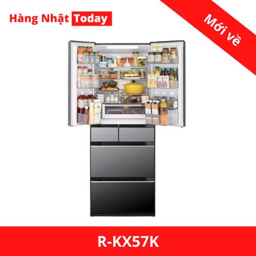 Tủ lạnh Hitachi R-KX57K