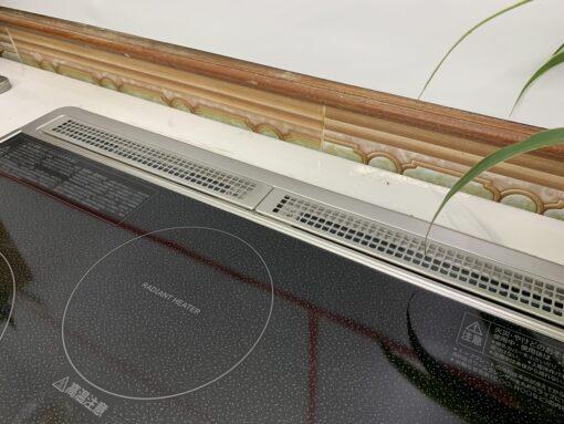 Bếp từ Hitachi HT-M6S (mặt đen lò nướng bạc) size 60cm sản xuất 2021 | hangnhattoday.com