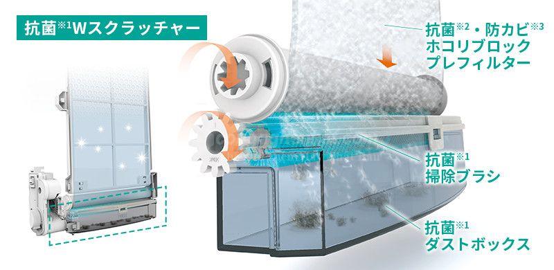 Robot tự động làm sạch