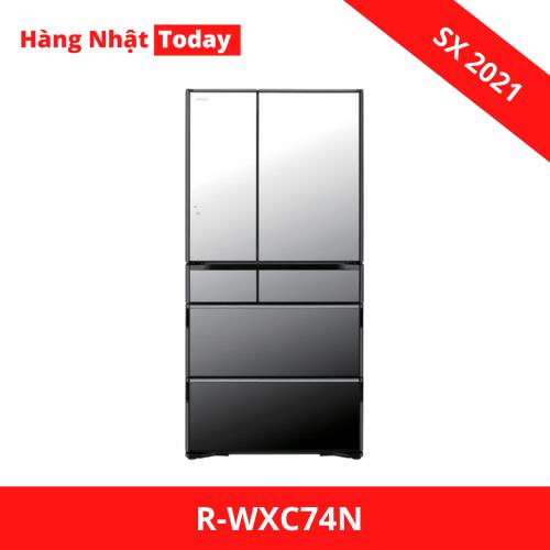 Tủ lạnh Hitachi R-WXC74N-Today