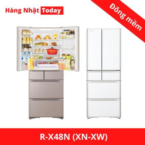 Tủ lạnh Hitachi R-X48N