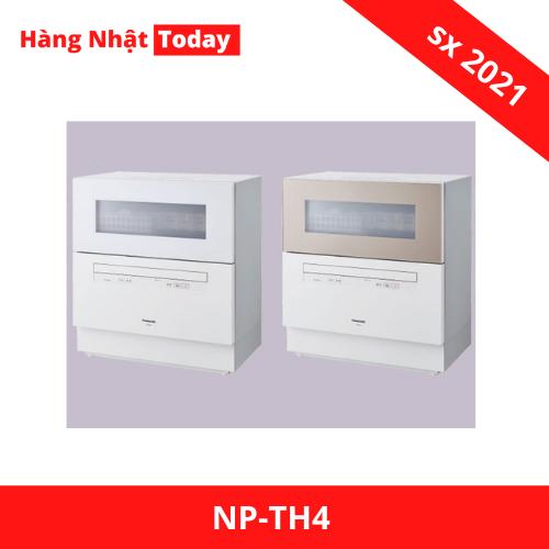 Máy rửa bát Panasonic NP-TH4