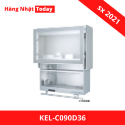 Tủ sấy bát đĩa Kanazawa Kogyo KEL-C090D36