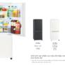 Phiên bản màu trắng của tủ lạnh Mitsubishi MR-P15F