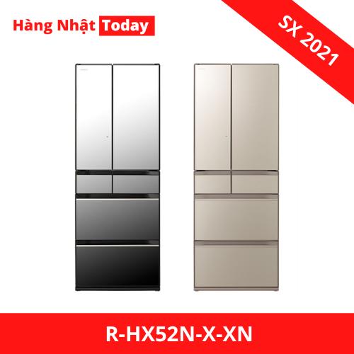Tủ lạnh Hitachi R-HX52N